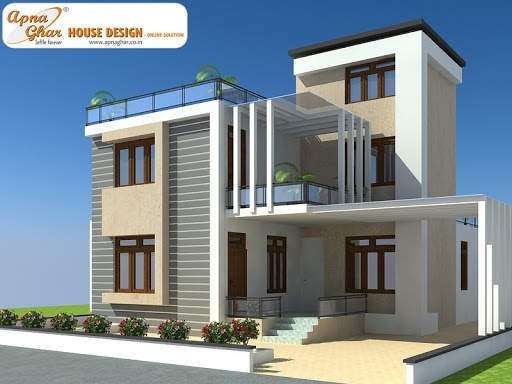 Zone design duplex house design apnaghar house design page 9 - Home design sheets ...