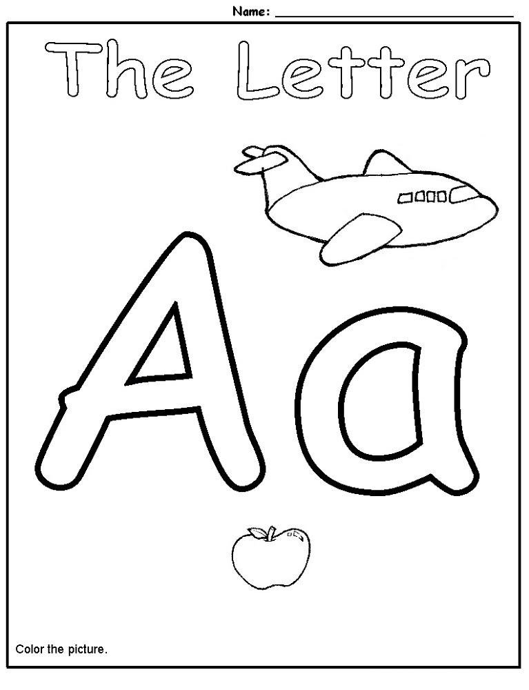 Preschool Letter Worksheets Printable - Preschool Worksheet Gallery