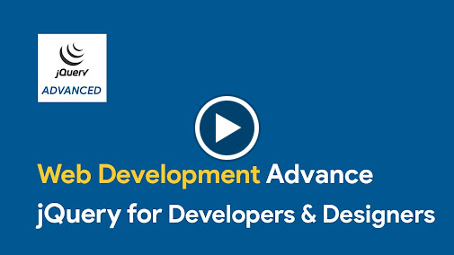 Introduction to our brand new course - Advance jQuery for Developers & Designers You can buy our courses on SkillBakery.com http://skillbakery.com/course/adv...