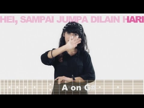 Sampai Jumpa - Endank Soekamti (Sign Language Bisindo Video Lyric & Chord)