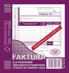 Faktury Druki Michalczyk I Prokop Agena24