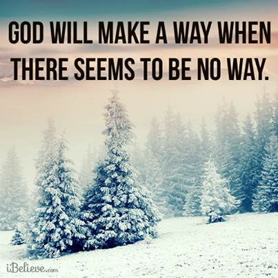 God Will Make A Way Pictures Photos And Images For Facebook