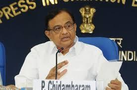 Union Finance Minister Shri P. Chidambaram