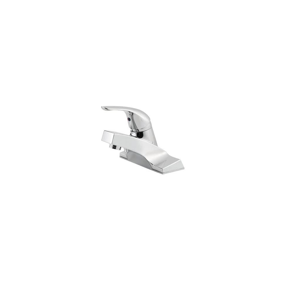 Price Pfister 142 00 Pfirst Series 4 Single Control Bathroom Faucet