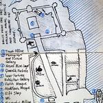 Çanakkale Naval Museum Map