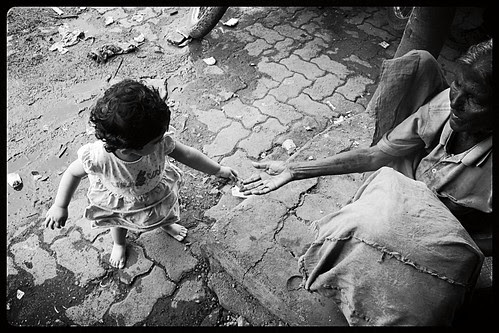 Ramzan Is Not Just About Giving Money ,,, But Giving Hope And Nerjis Asif Knew It When She Was Only A Year Old by firoze shakir photographerno1