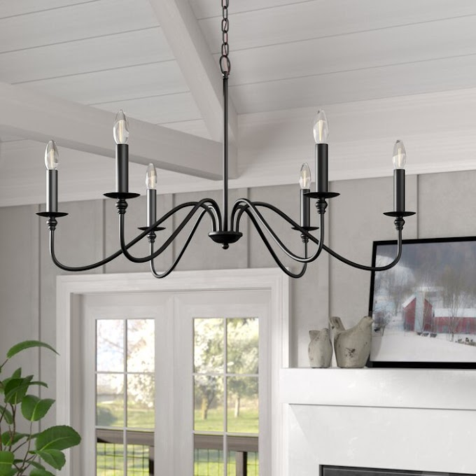 Cool Matte Black Dining Room Light Fixtures pictures