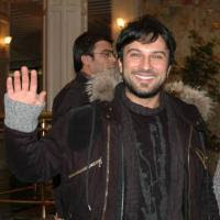 Tarkan in Istanbul's City Council building