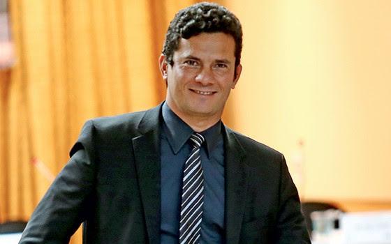 O juiz Sérgio Moro (Foto: Wilton Junior/Estadão Conteúdo)
