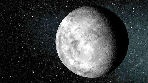 An artist's concept of the exoplanet Kepler-37b.