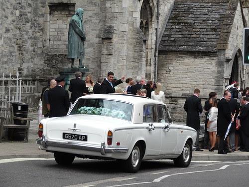 A Wedding in Dorchester