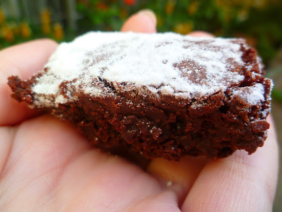 03 March 15 - Almond Chocolate Brownies (2)