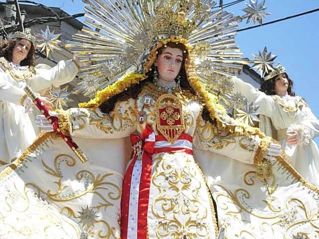 Virgen de las Mercedes, patrona de los reclusos | Revista ...