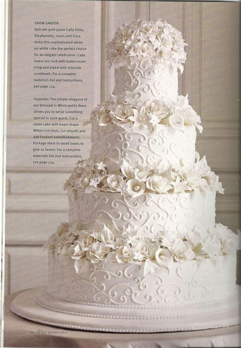From the Wilton Wedding Style Book  ISBN   978 1 934089 13