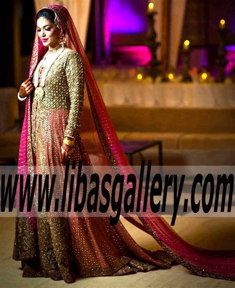 Pakistan best & largest Bridal Wear Pakistani bridal