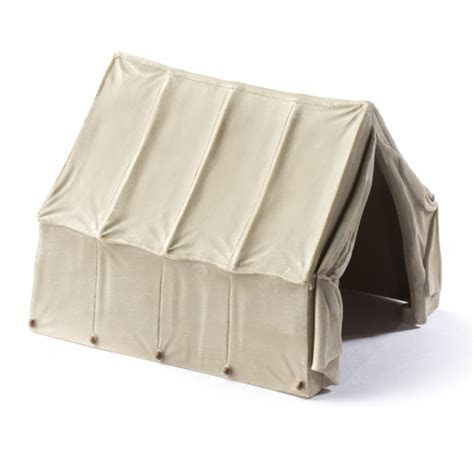 Miniature Wall Tent   Fairy Garden Supplies   Dollhouse