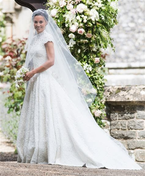 Pippa Middleton's Giles Deacon Wedding Dress   Best
