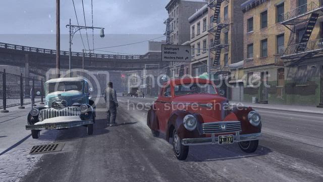 Mafia II to set New Benchmark for Sandbox Gaming