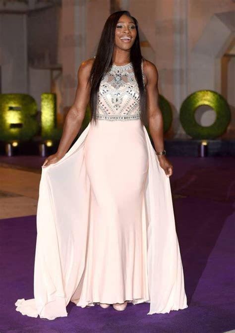 IS THIS WHAT SERENA WILLIAMS IS WEARING FOR HER WEDDING