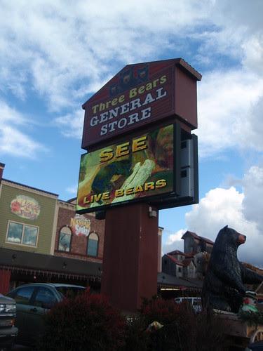 Three Bears General Store