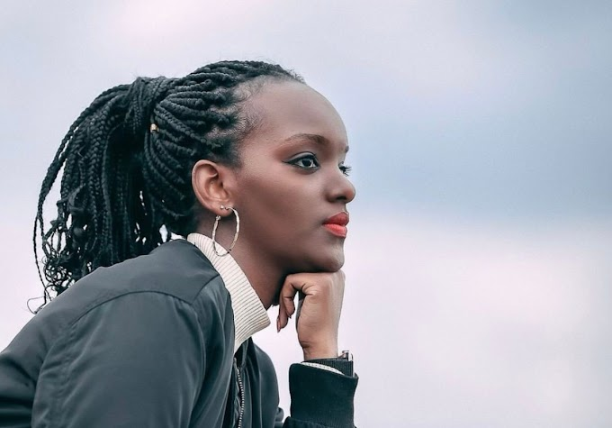 IFOTO Y'UMUNSI: Miss Aurore Mutesi mu isura nshya – YEGOB #rwanda #RwOT