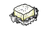 desenho, relacionamento e bolos, que bolo é o seu relacionamento?, bolo gelado de coco, bolo