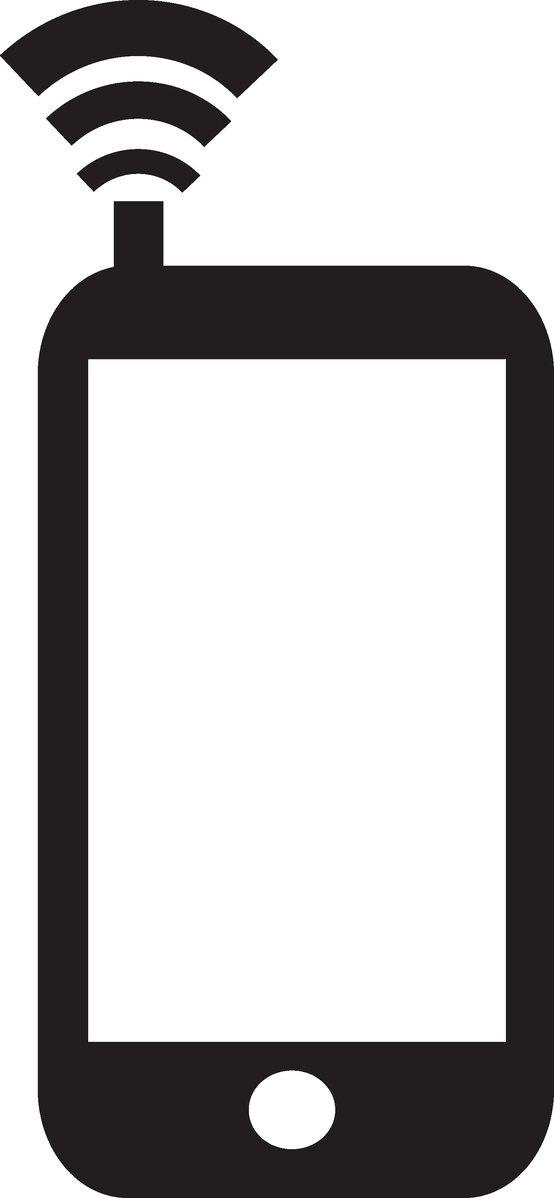 smart phone icon 1236402