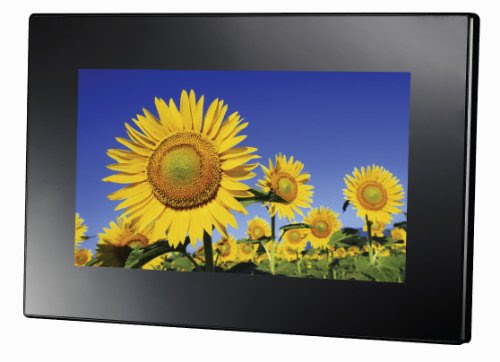 Sylvania Sdpf781 Digital Photo Frame Digital Photo Frame 10 Inch