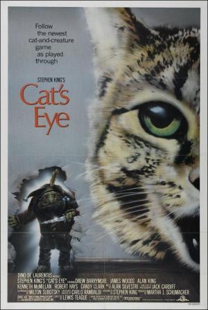 Los ojos del gato