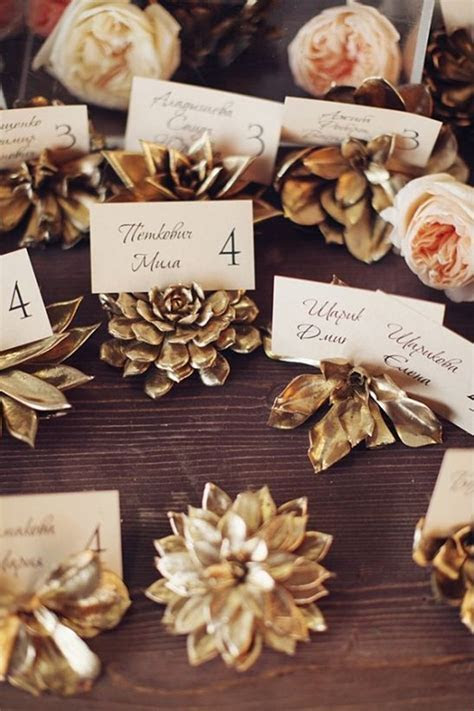 Top 25 Creative Wedding Escort Card Ideas   Tulle