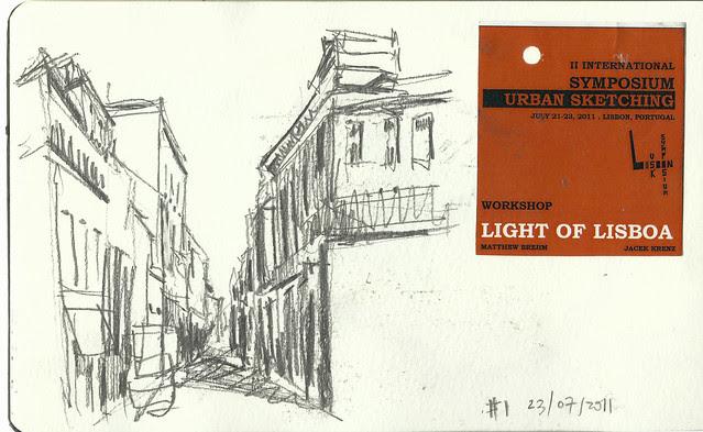 LIGHT Of Lisboa Workshop @ Restauradores