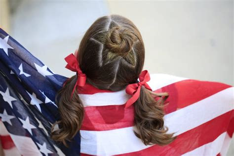 fourth  july patriotic hairstyles hairstyles haircuts