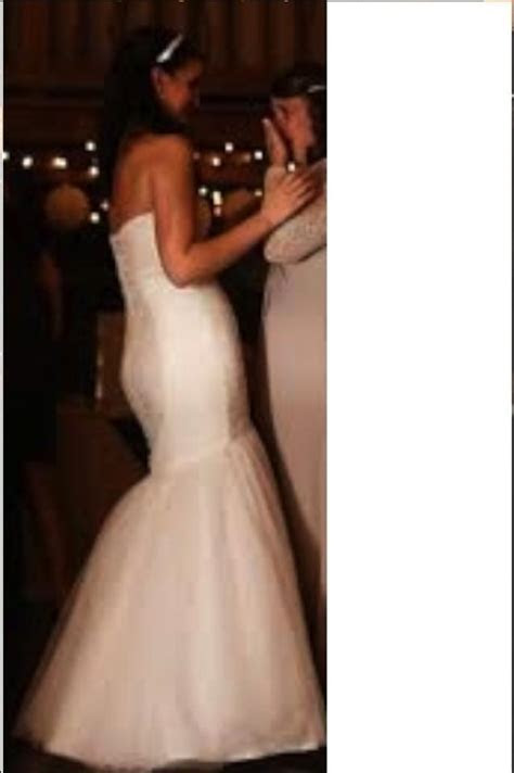Mori Lee Blu By Mori Lee 5108 Wedding Dress   Tradesy Weddings