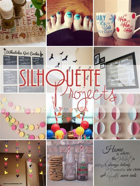 3037 best Silhouette Crafts images on Pinterest