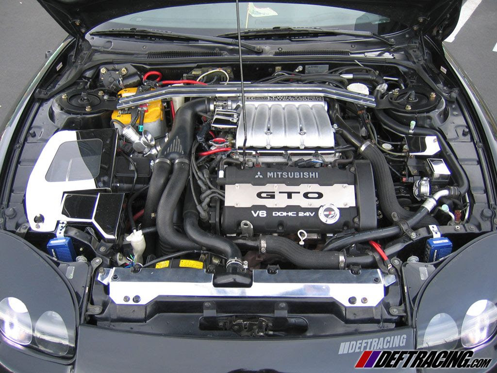 3000gt Engine Bay Diagram