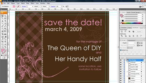Get Techie as You Wed: 20 Wedding Invitation Design