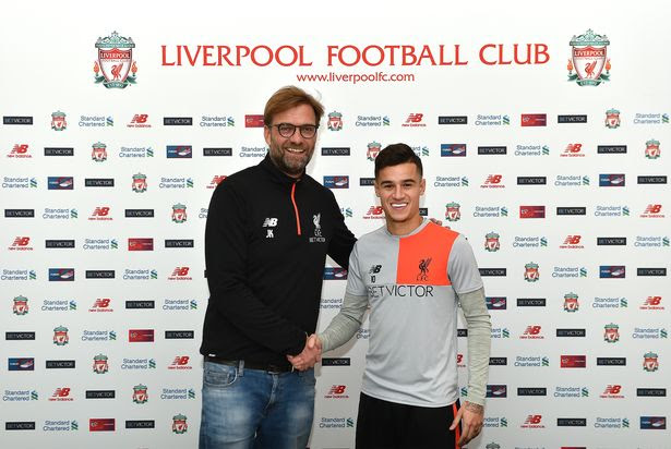 Image result for coutinho signs new contract