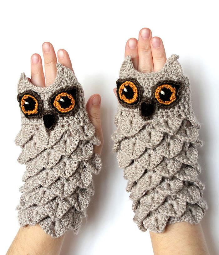 Owl Warmers