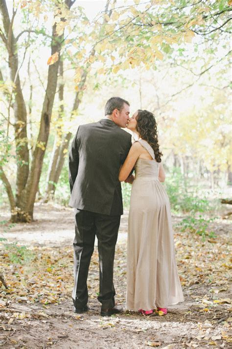 Unique Fall Wedding Ceremony in a Round Inspiration   The