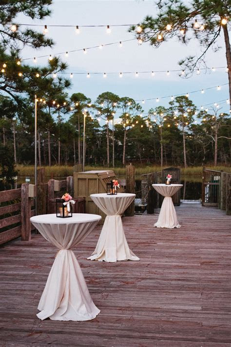 Destination Wedding at WaterColor Inn & Resort   nuptials