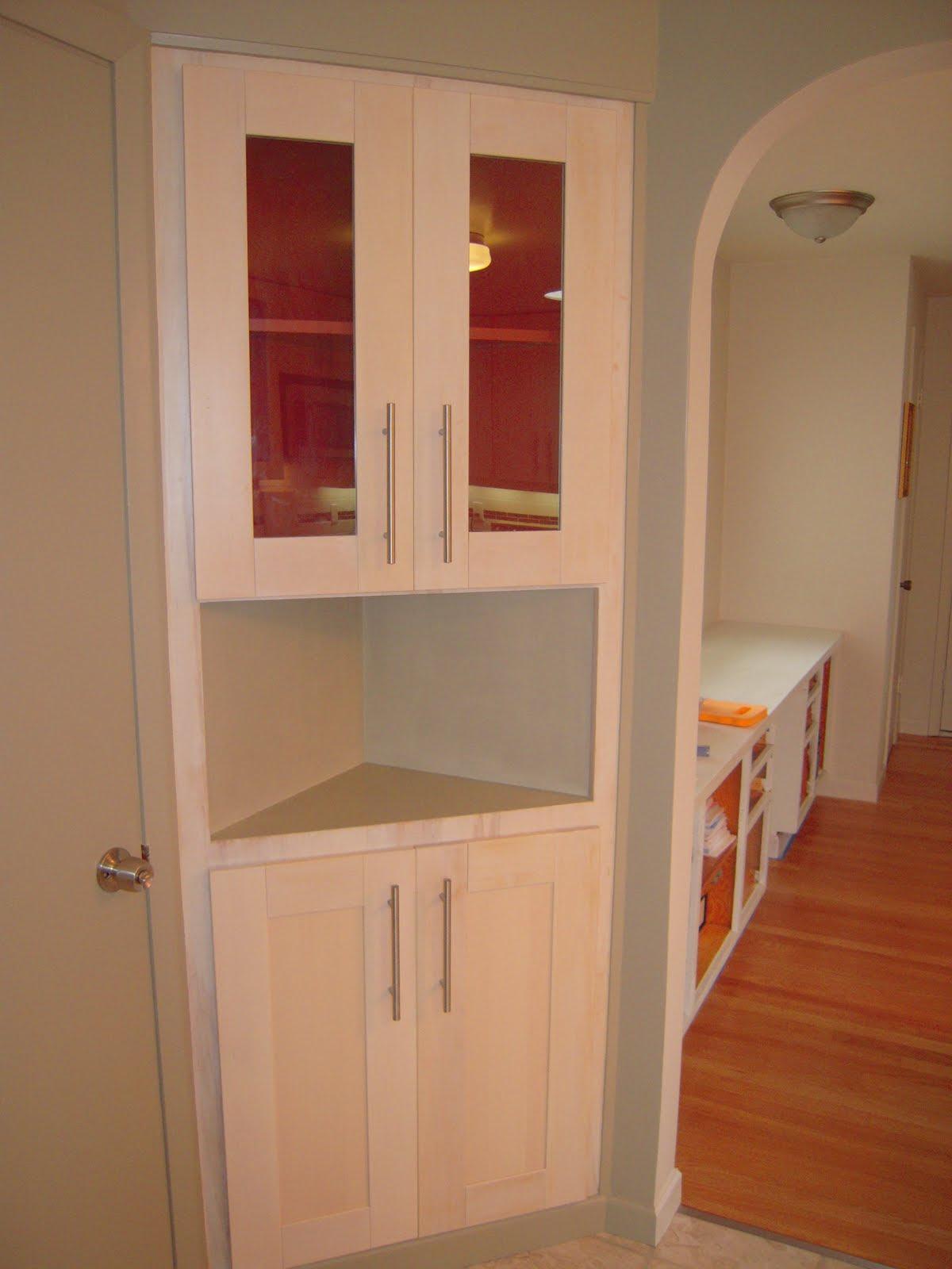 Bathroom to Computer room using Kitchen Cupboards - IKEA Hackers