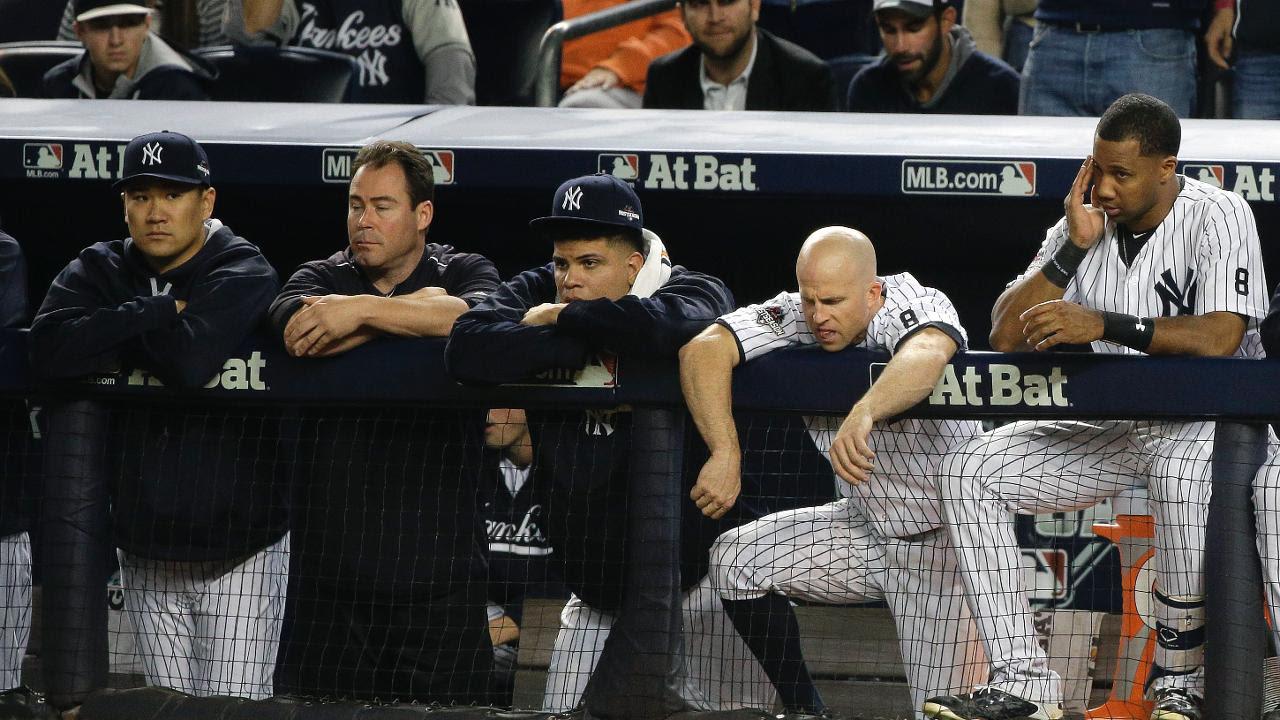 Sin Derek Jeter, los Yankees siguen sin ganar en octubre