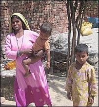 A 'paro' from Bihar