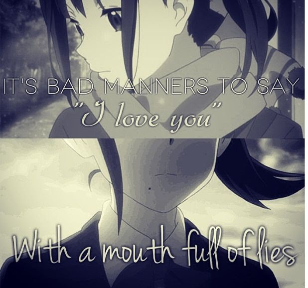 Quotes About Anime 87 Quotes
