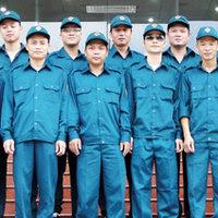 đồng phục dân quân tự vệ