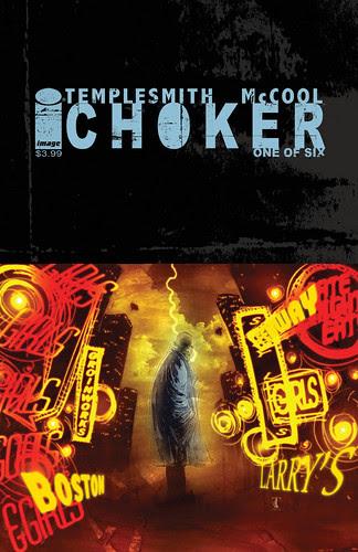 CHOKER #1 is THIS WEEK
