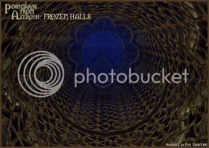 Postcards of Azeroth: Frozen Halls