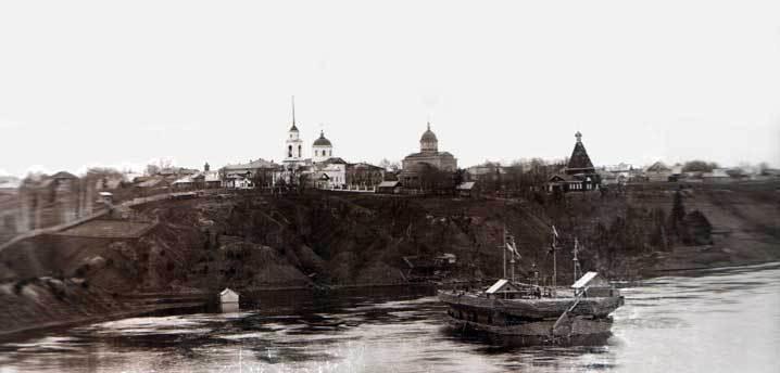 Русские беляны – самые уникальные речные суда на свете