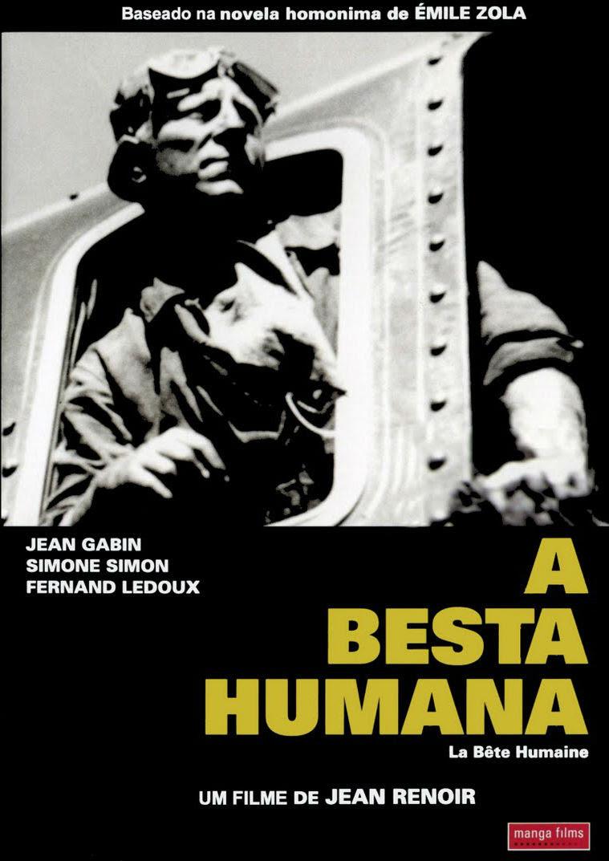 Resultado de imagem para a besta humana 1938 poster