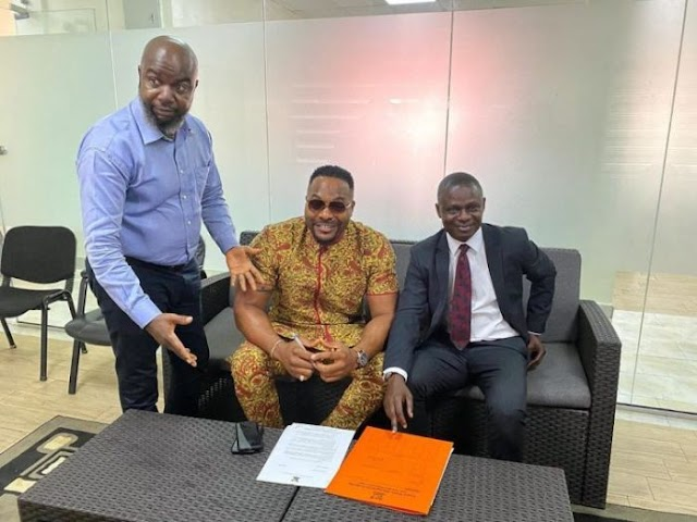 Lagos State Government Appoints Nollywood Actor, Bolanle Ninalowo As An Ambassador (See Full Details)
